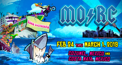 Monsters of Rock Cruise - The Ocho